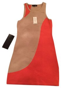 Bebe short dress Colorblock NV on Tradesy