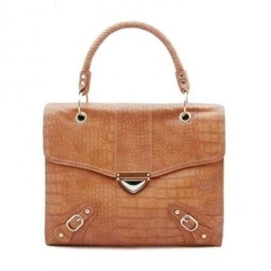 Preload https://item3.tradesy.com/images/susan-nichole-charlotte-handbagbriefcaselaptop-case-camel-vegan-faux-leather-shoulder-bag-168992-0-0.jpg?width=440&height=440