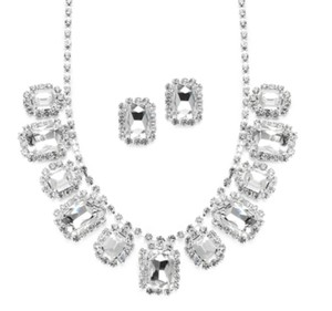 Mariell Earring And Necklace Set