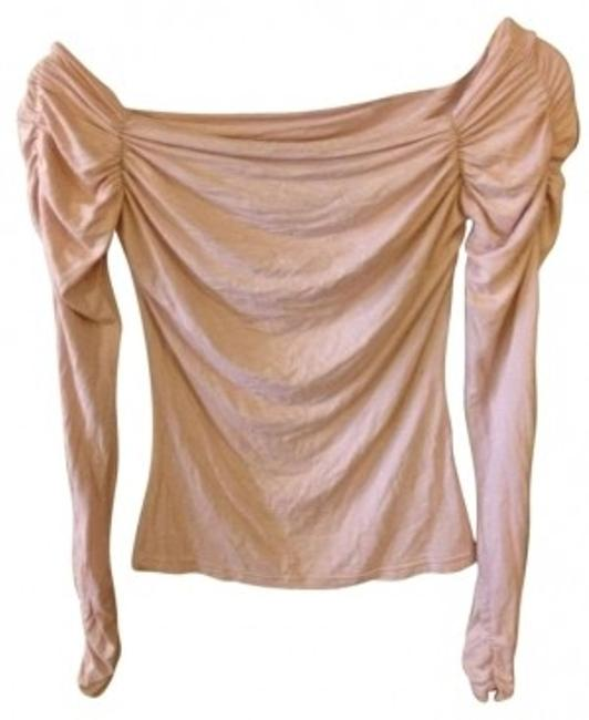 Preload https://item2.tradesy.com/images/sharagano-pink-blouse-size-4-s-169001-0-0.jpg?width=400&height=650