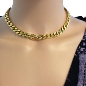 Napier gold necklace