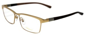 Chopard New Chopard glasses with case 56x16x135 Matte Gold VCH908 648