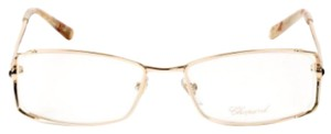 Chopard New Chopard glasses with case VCH946 8FC 56x17x140