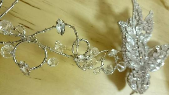 Silver Butterfly Hair Accessories