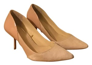 Zara Pink, cream, nude, blush Pumps