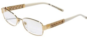 Chopard New Chopard glasses with case VCH962 300x Shiny Rose Gold/White 54x16x140