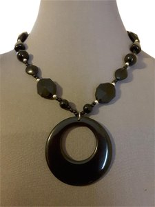 Other Circle Pendant Necklace