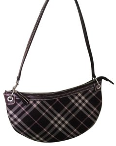 Burberry Blue Label Wristlet in Brown/Pink