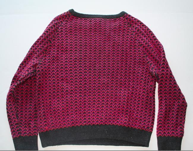 Cooperative Urban Outfitters Multicolored Knit Sweater