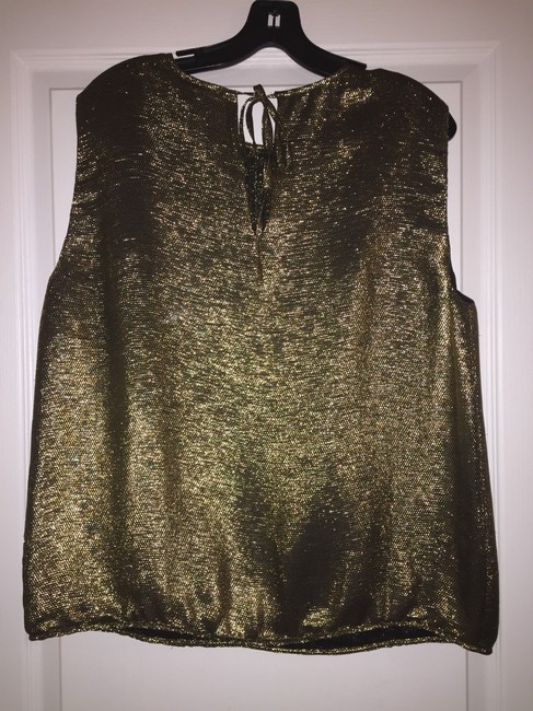 Chanel Top Gold