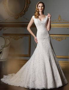 James Clifford J21330 Wedding Dress