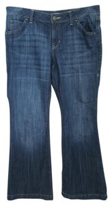 CAbi Retro Classic Flare Leg Jeans-Medium Wash