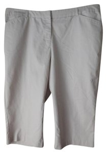 Croft & Barrow Plus-size Stretch Natural Fit Capris Tan