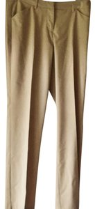 The Limited Straight Pants Camel