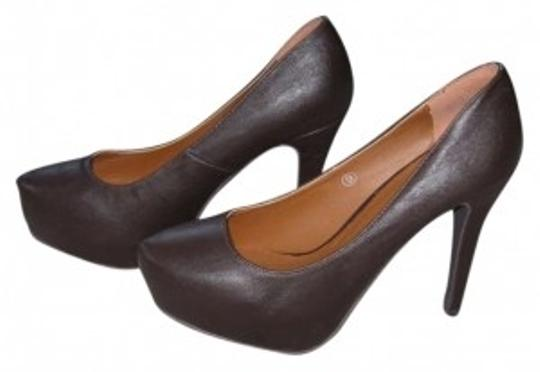Preload https://item5.tradesy.com/images/miss-me-brown-pumps-size-us-9-169049-0-0.jpg?width=440&height=440