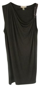 Michael Kors Drape Neck Dress