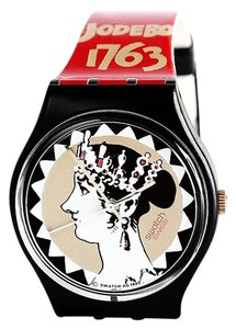 Swatch Swatch Vintage Watch New Jodebo 1763 Josephine Ravage Aiglette GB159