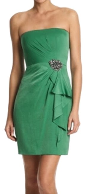 Preload https://item4.tradesy.com/images/bcbgmaxazria-green-bcbg-max-azria-above-knee-cocktail-dress-size-4-s-1690658-0-0.jpg?width=400&height=650