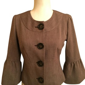 Apt. 9 Button Down Shirt Brown
