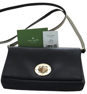 Kate Spade Designer Like New Leather Cross Body Bag