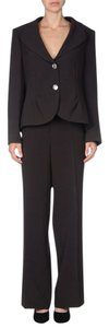 Basler NWT Basler Women's Dark Brown Pants Suit - Size 12