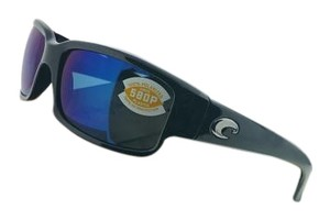 Costa Del Mar Costa Del Mar CL11OBMP Caballito Black/Blue Lens Sunglasses