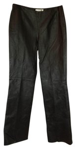 Newport News Boot Cut Pants Black