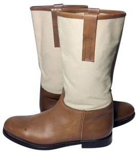 Church's Lady 37 Women 6.5 Size 6.5 Bronw Boots