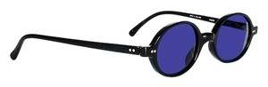 Cutler and Gross Cutler and Gross Vintage Sunglasses Rare Authentic Blue Lenses