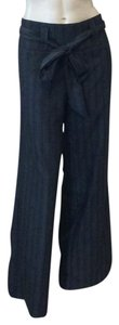 Billy Blues Wide Leg Pants Gray
