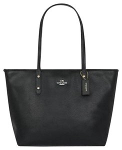 Coach Next Day Shipping Tote in Black