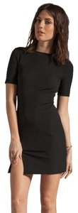Alexander Wang short dress Black Helmut Lang Rag & Bone on Tradesy