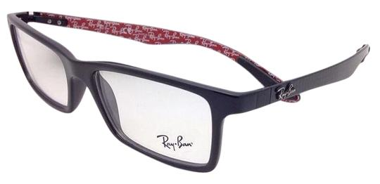 a1e5353b7a Ray-Ban RAY-BAN Eyeglasses TECH SERIES RB 8901 2000 Black Frame Carbon Fiber  ...