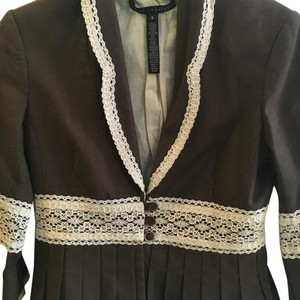 Robert Rodriguez Brown Jacket