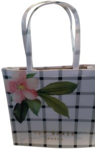 Ted Baker Xs6w/xbe9/trelco 5054315494899 Floral Big Tote in Plaid