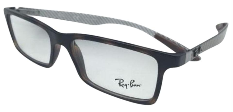Ray-Ban Tech Series Rb 8901 5261 55-17 Havana Frame W/ Carbon Fiber ...