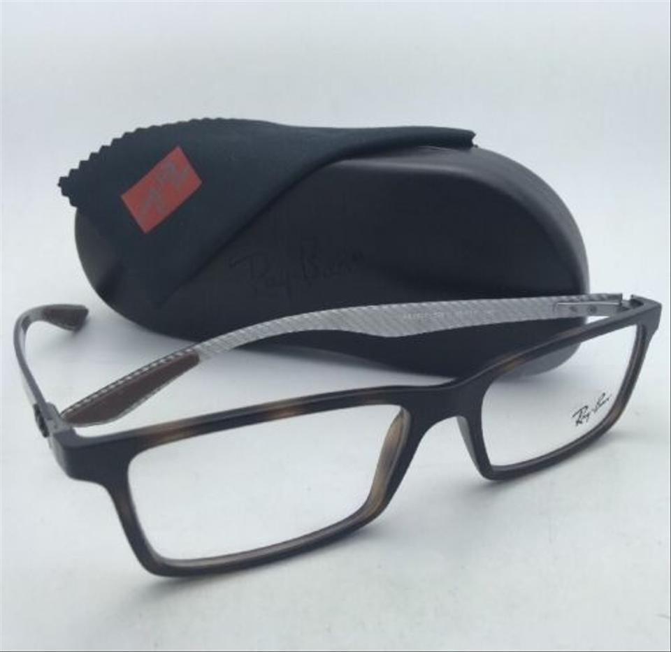 02c795e1abe Ray-Ban Tech Series Rb 8901 5261 55-17 Havana Frame W  Carbon