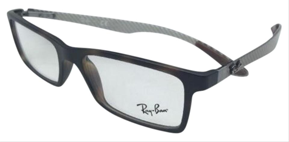 42cddbda29 Ray-Ban Tech Series Rb 8901 5261 53-17 Havana Frame W  Carbon Fiber ...