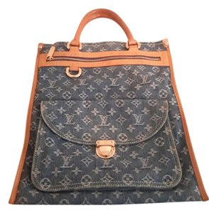 Louis Vuitton Tote in Denim blue