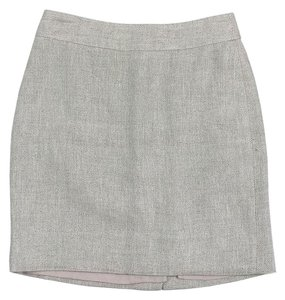 Brooks Brothers Tan Linen Skirt