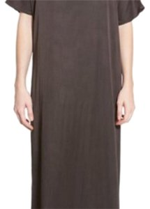 Carbon gray Maxi Dress by James Perse