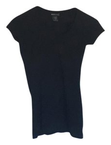 Wet Seal T Shirt Black