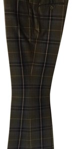 Paul Smith Flare Pants Green plaid