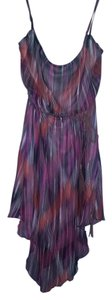 Ruby Rox short dress Multicolored Beachy Boho Flowy on Tradesy