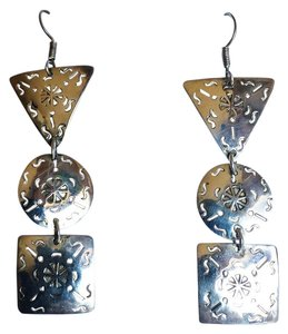 Other Sterling Silver Dangle Earrings (Mexico)[ Roxanne Anjou Closet ]