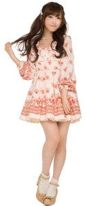 Liz Lisa short dress Pink on Tradesy