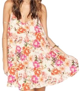 Show Me Your Mumu short dress Pretty pretty petals on Tradesy