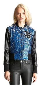 True Religion Black / Blue Jacket