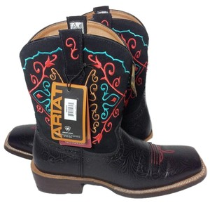 Ariat 1005879 Rodeobaby Black Boots