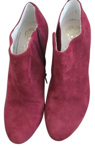 Vince Camuto Burgundy Boots